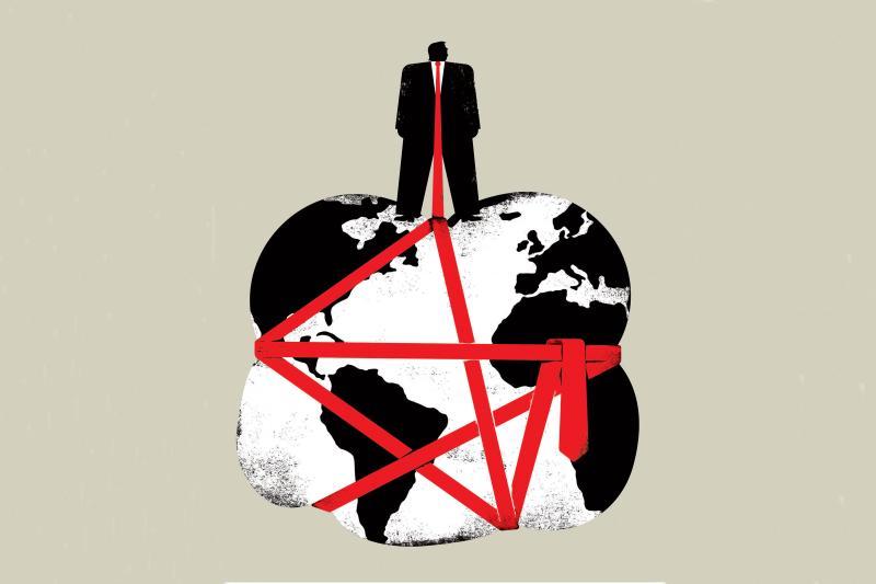 FP Trump wickelt den Globalismus ab