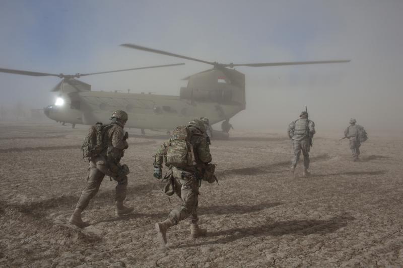 "Nein, Joe Biden wird den Krieg in Afghanistan nicht ""beenden""!"