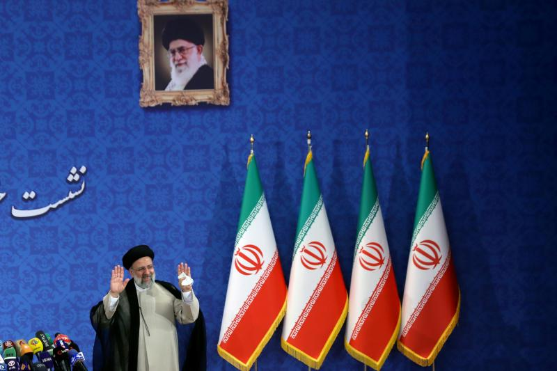 Iran's War Within Ebrahim Raisi and the Triumph of the Hard-Liners