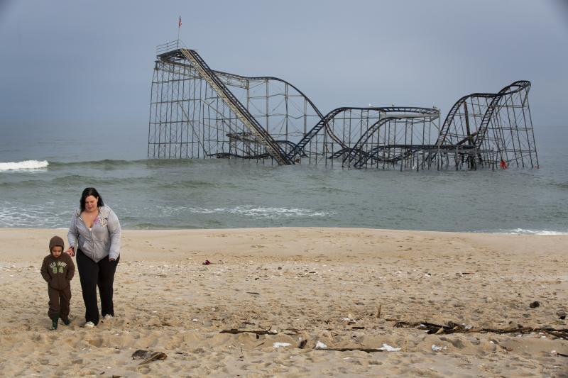 New Jersey Families Struggling To Rebuild After Ida