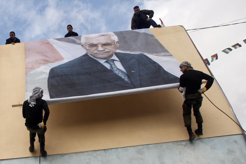 Mahmoud Abbas Succession in Palestine 2