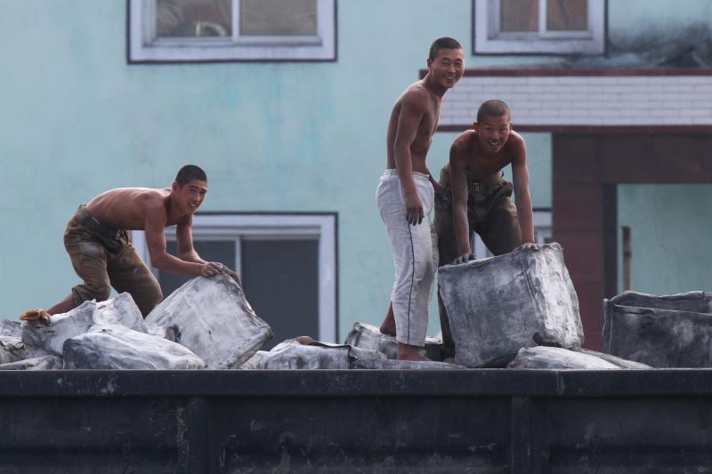 North Korean Forced Labor Migration 2