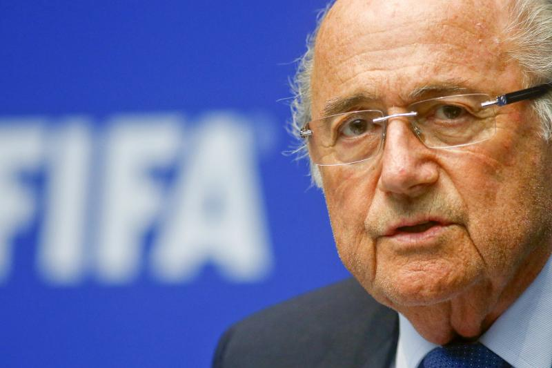 Sepp Blatter FIFA Corruption
