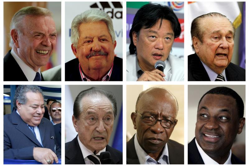 FIFA Arrests