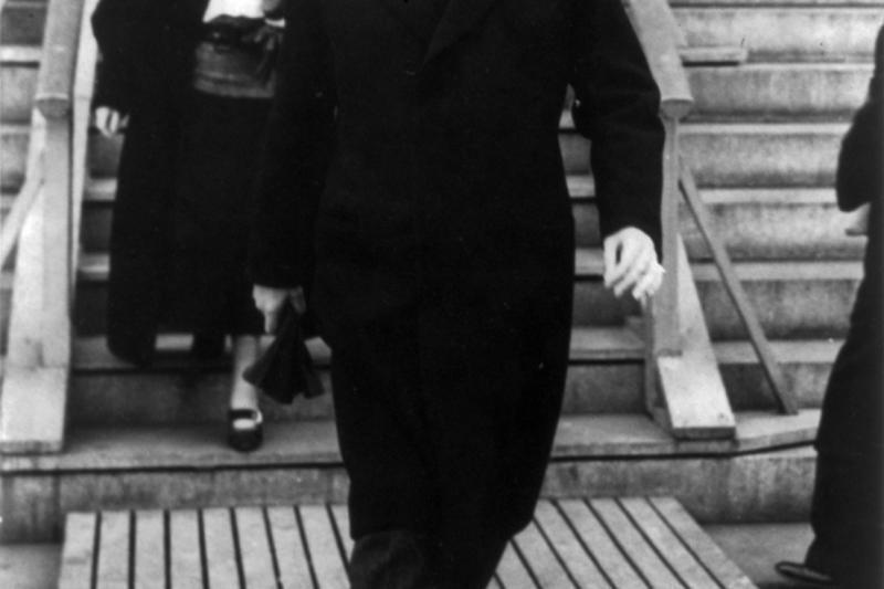 William Christian Bullitt, March 6, 1937.