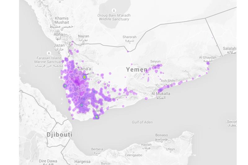 Yemen Cell Phone Usage
