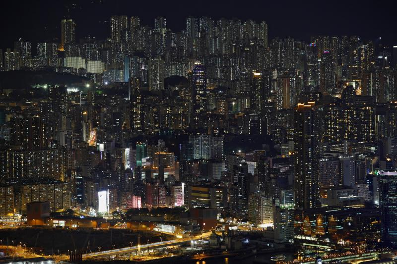 Hong Kong, June 2012.