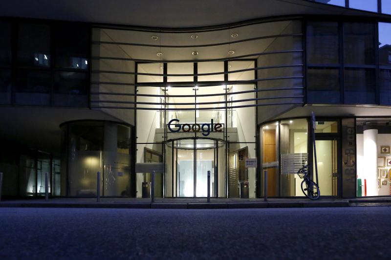 Google headquarters in Hamburg, Germany, July 2017.