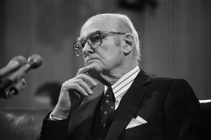 George F. Kennan testifies before Senate Foreign Relations about Eastern Europe Developments
