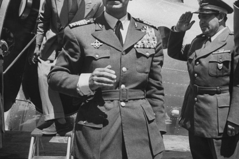 Homecoming king: the shah returns to Iran, August 1953.