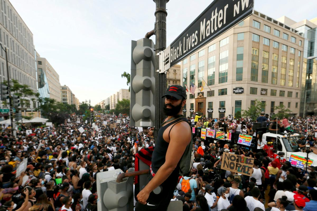 A New Civil Rights Movement Is a Foreign Policy Win