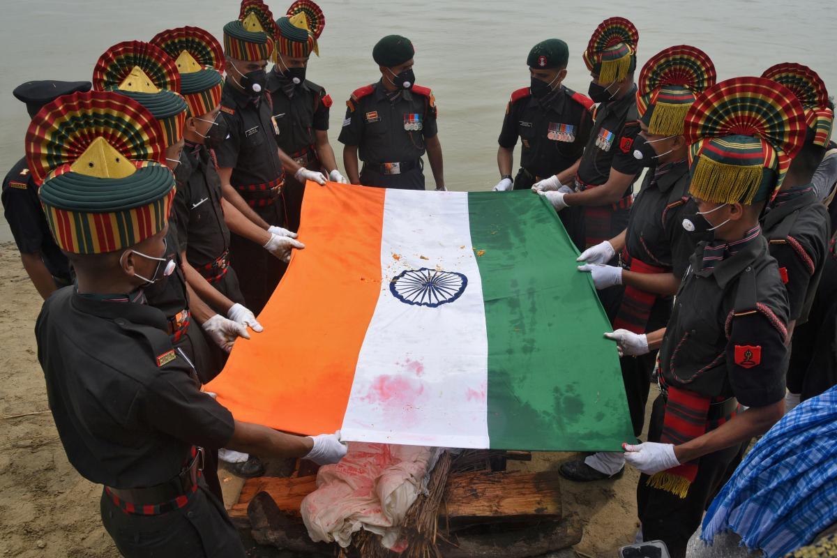 Um confronto nas fronteiras mostra como a China está perdendo a Índia 1