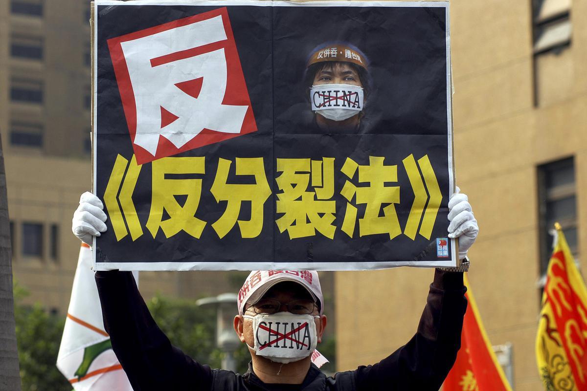 Is Taiwan the Next Hong Kong?