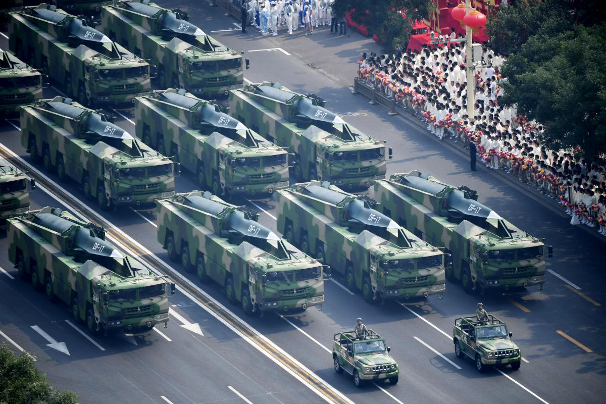 Can China's Military Win the Tech War?