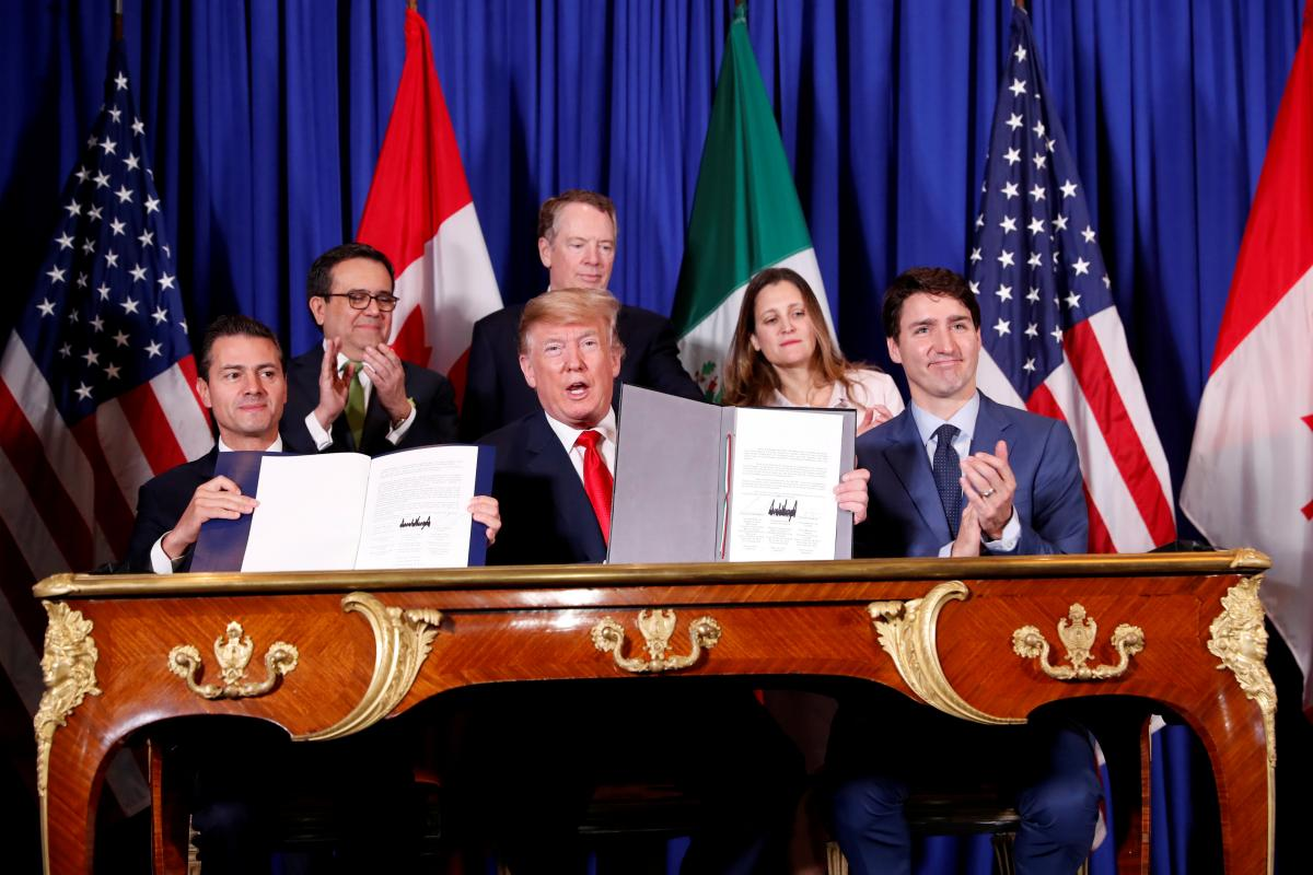 To Counter China, Look to Canada and Mexico