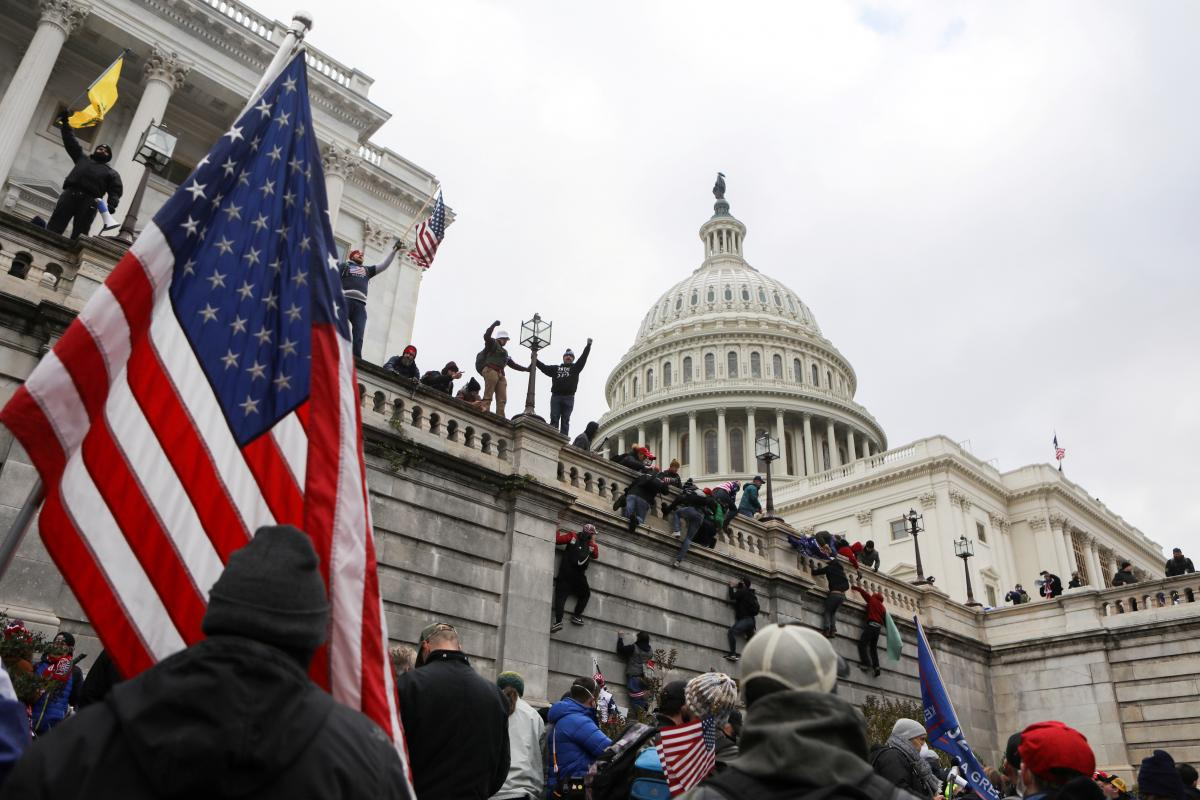 Opinion: The Capitol Siege Is the Wake-up Call America Shouldn't Have Needed