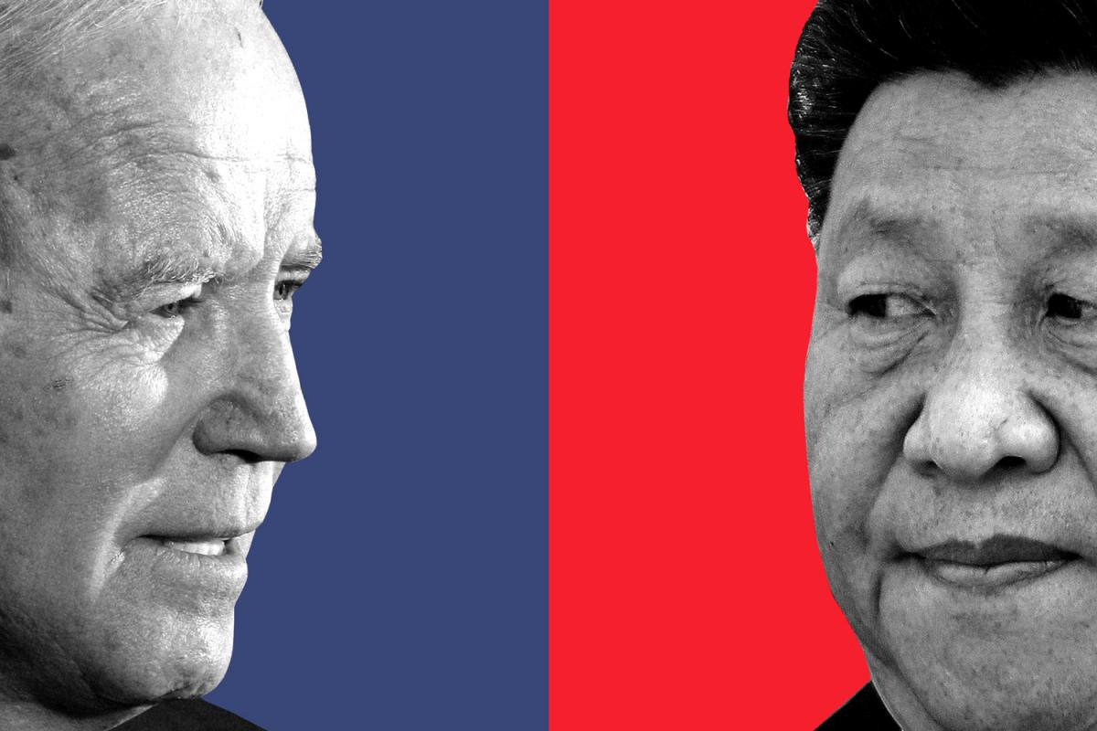 U.S. - China Relations - cover