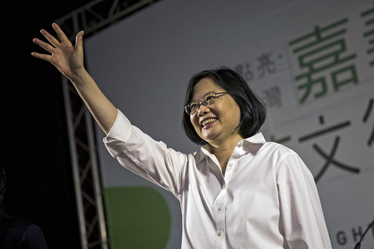 Taiwan and the Fight for Democracy