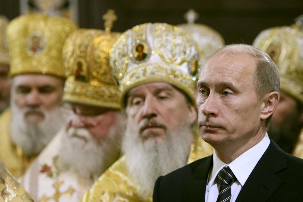 Putin S Patriarch Foreign Affairs