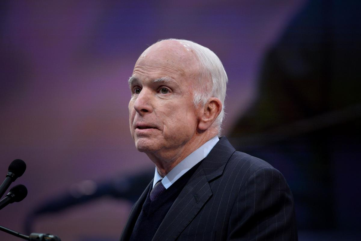 John McCain and the Meaning of Courage