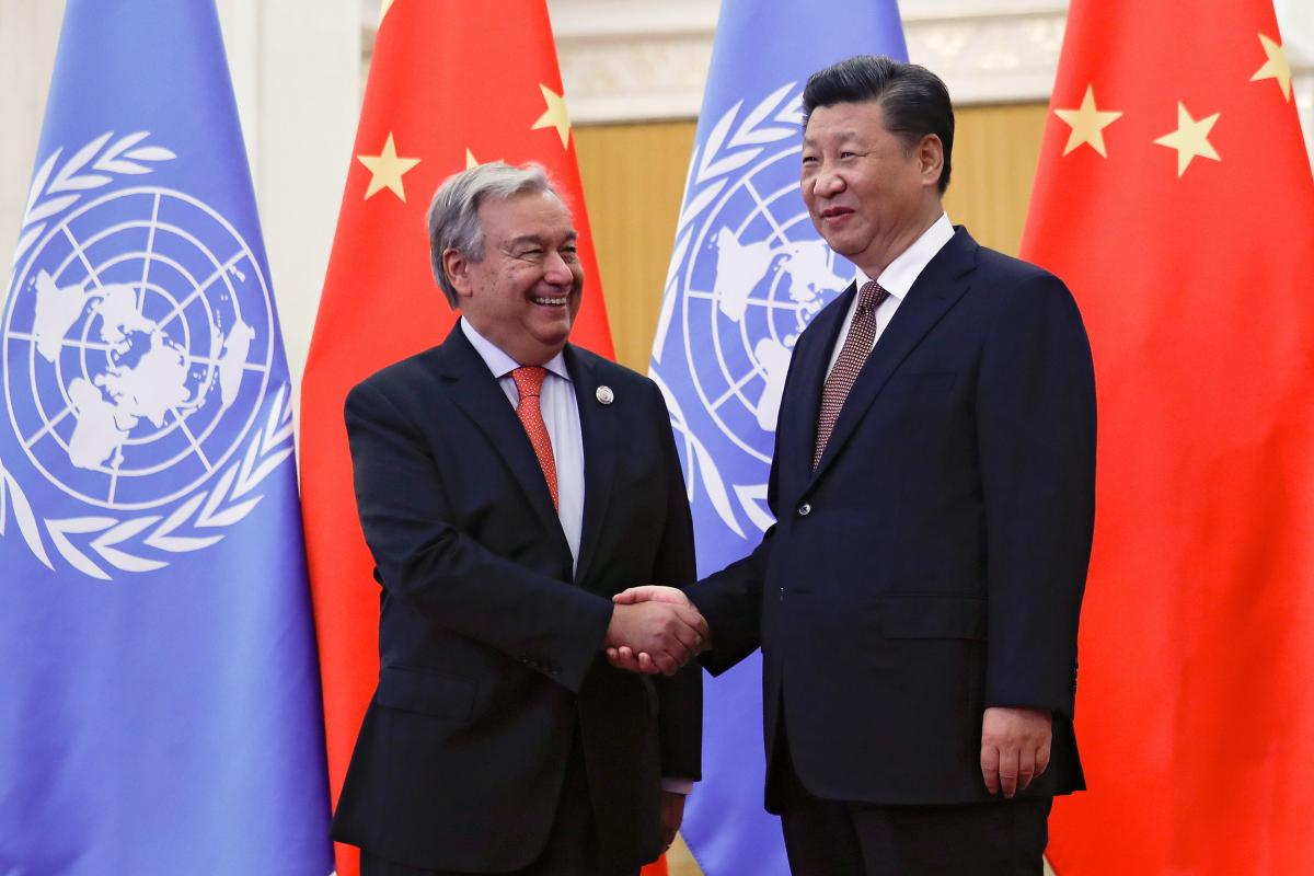 Coming Soon To The United Nations Chinese Leadership And Authoritarian Values Foreign Affairs
