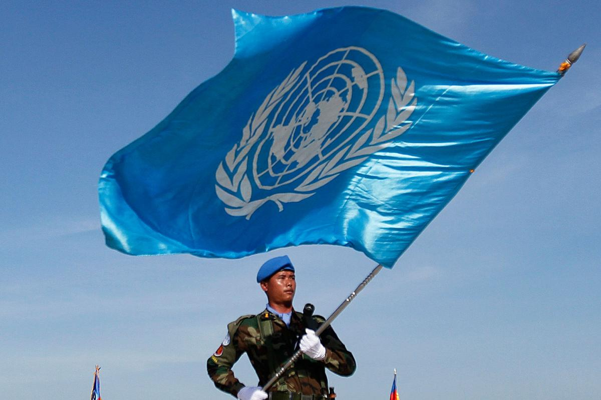 Can The United Nations Enforce Peace Foreign Affairs